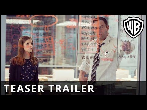 The Accountant – Teaser Trailer - Official Warner Bros. UK