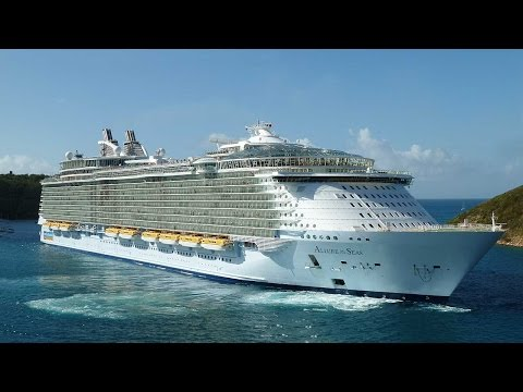 Allure of the Seas Review - The Ultimate View of the World's Largest Cruise Ship