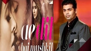 ADHM's Team Doesn't Want Fawad's Name To Be Mentioned Anywhere | Karan Runs Away From Controversy