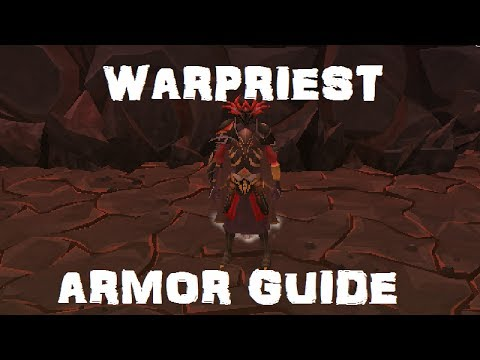 Warpriest Armor Guide – Why it's so good [Runescape 2014]