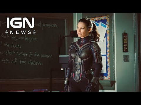 How Avengers: Infinity War Reminds Evangeline Lilly of Lost - IGN News