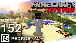 PG | Minecraft Let's Play | E152 - Jistič třídičky, design a pokec