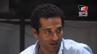 عمرو سعد: الإخوان مش أساس الصراع