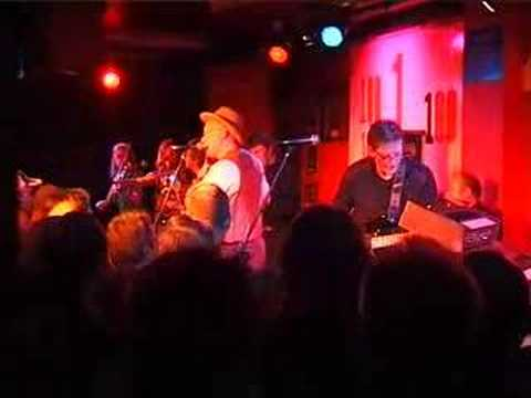 STACKRIDGE TV 2008 -100 CLUB LONDON Video