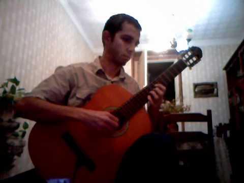 Musette - JS Bach (guitar)