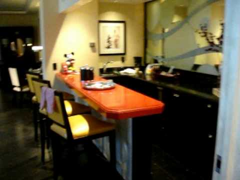 Mickey Mouse Penthouse Hotel Suite - Disneyland, California