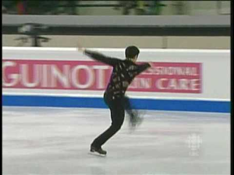 ☆ 2010 Worlds SP Patrick Chan (CBC)
