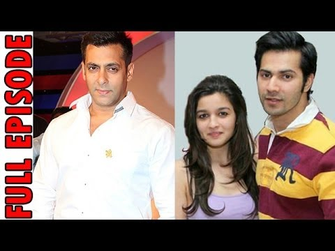 Salman Khan's Kick Movie -unique Promotion, Alia Bhatt And Varun Dhavan's Love-hate Relation & More video