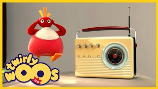 Twirlywoos | FULL EPISODES | Noisy | Shows for Kids