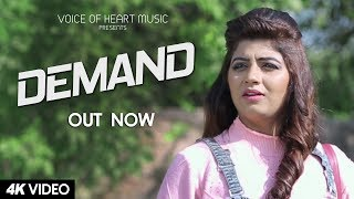 Demand | New Most Popular Haryanvi DJ Song 2018 | Sonika Singh | Sanu Tank | Mr. Taank