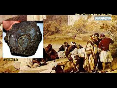 Episode 50 - Misteri Kapal Nabi Nuh dan Peradaban Modern.!!