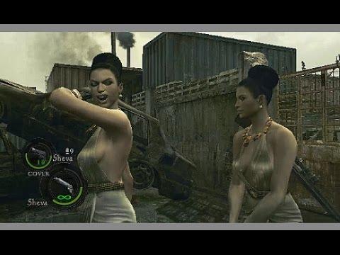 Resident Evil 5 - Mod Excella