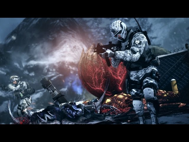 Кооперативный эпизод Nightfall из Call of Duty: Ghosts получил собственный
