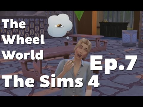 The Wheel World - Ep. 7 - Susie Wolff In Da House! (The Sims 4)