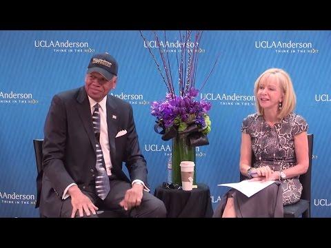 Diversity Speaker Series: Alfred E. Osborne, Senior Associate Dean of UCLA Anderson