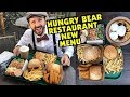 Disneyland's Hungry Bear Restaurant NEW MENU Full Review