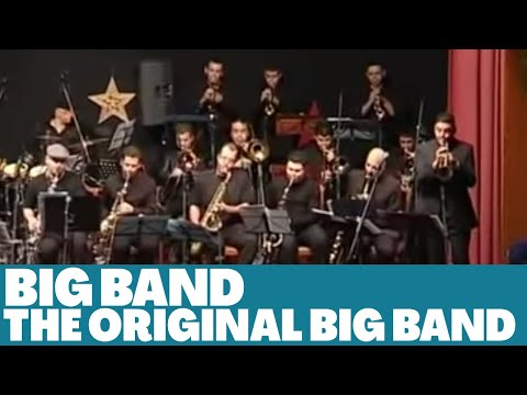 ' The Original Big Band ' - Concierto En Buenavista Del Norte ( Enero De 2007 ) video