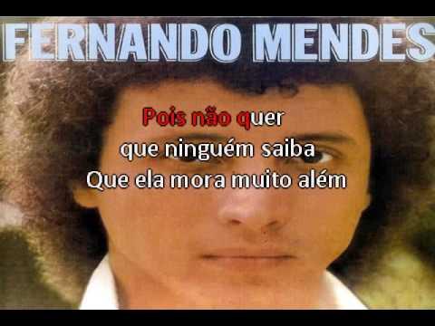Fernando Mendes   Menina Do Suburbio