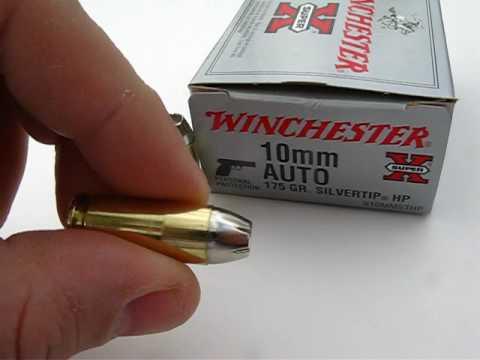 Winchester Silvertip 10mm Jug Test