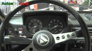 Autobianchi Bianchina Abarth A111 + A112 , Nieuw Vennep 2016