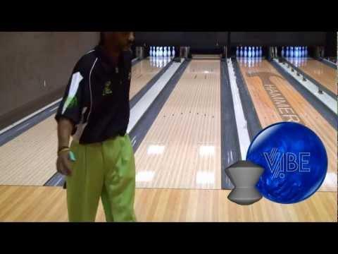 Hammer Cobalt Vibe Bowling Ball
