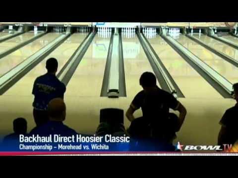 College bowling - 2013 Hoosier Classic - Men's finals
