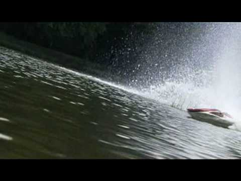 Traxxas Spartan RC Brushless Race Boat