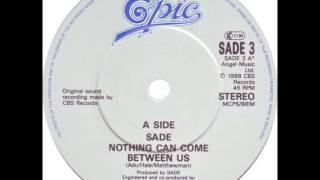 Sade - Nothing Can Come Between Us (Dj
