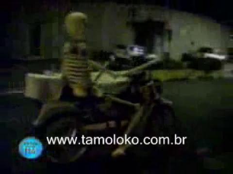 Pegadinha da caveira I e II - Tamoloko.com.br