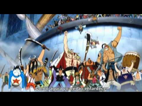 One Day (Full Version) - One Piece Opening (BR)