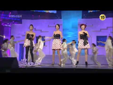Kim Jong Kook - Mamma Mia Musical [Live 2008.12.30]