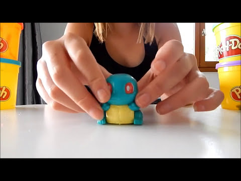My Little Pony Friendship is Magic (MLP) & Pokemon Play Doh Eggs