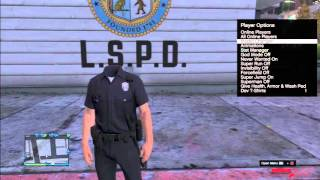 GTA 5 - How To Remove Head / Invisible Head LTS SPRX & Apii Intense + Info DL Link