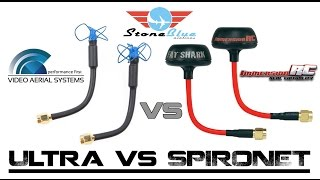 Ultra Vs. Spironet Real World Test