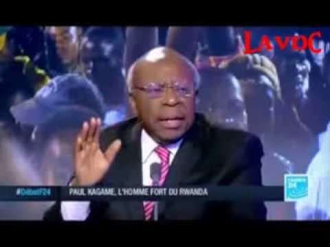 Le Mal du Congo c'est KAGAME- Rwanda pas un modele de la Democratie