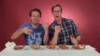 THE TRY GUYS KEITH HABERSBERGER FUNNY MOMENTS !