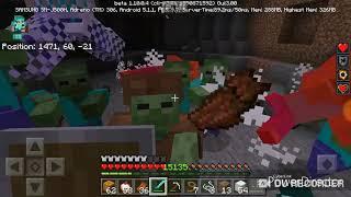 Minecraft Phim Phiêu Lưu: Chuyến phiêu lưu tìm lại sự sống: Tập 4: Cuộc chiến nảy lửa? - Dấu ấn 1?