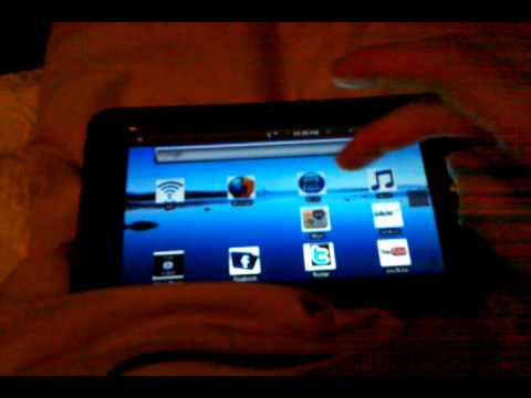 Craig cmp738a Android Tablet (from CVS)