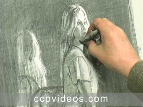 Craig Nelson Artist Pastel With Craig Nelson