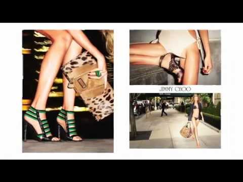 Jimmy Choo XV ICONS - Vogue TV