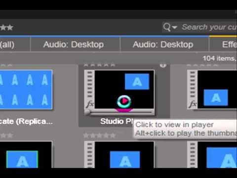 Pinnacle Studio 18  (Picture in Picture Effects Tutorial )
