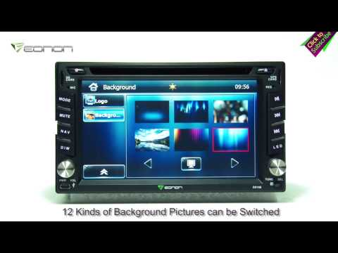 Android Xtrons Td610A