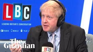 Boris Johnson says he would repeat burqa remarks