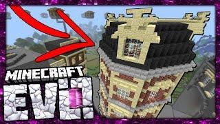 EXPLORING DOWNTOWN EVO! | Minecraft Evolution SMP | #68