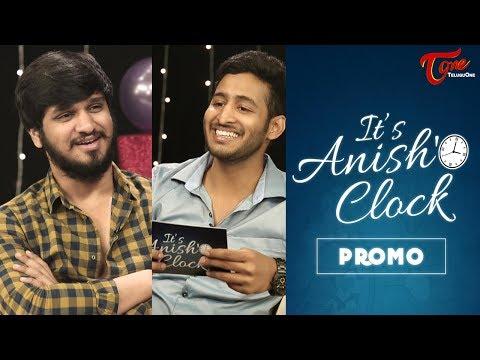 It's Anish O'clock   Celebrity Talk Show   Episode 1 Promo   Hero NIKHIL