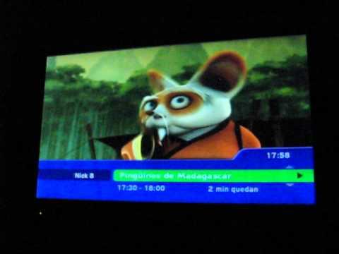 TELEVISION POR CABLE EN SUDAMERICA, CLARO CHILE 2013