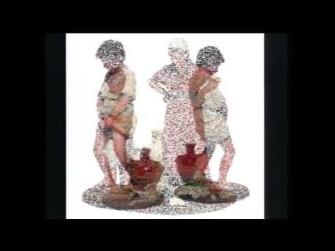 3/7 - Creare e costruire statue per presepe con i F.lli De Matteis - Fare presepi con l'AIAP