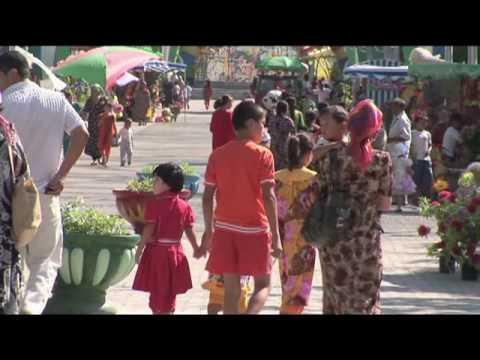 UNICEF geeft noodhulp aan vluchtelingen in Andijan (Uzbekistan)