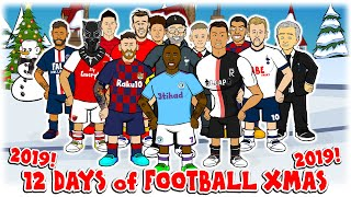 ⚽️🎄12 Days of Football Christmas 2019🎄⚽️