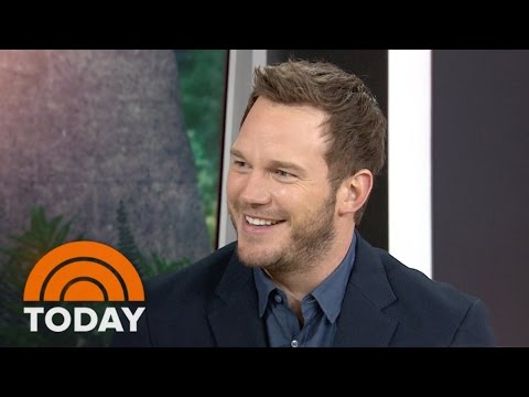 Chris Pratt: 'Jurassic' Is 'Unlike Anything I've Ever Done' | TODAY